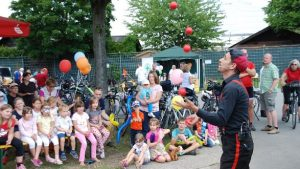 Langenzenn - Das diesjährige Familienspiel findet am 24. Juni in Langenzenn in der Zeit von 9.30 Uhr bis 17.00 Uhr statt. Es wird in Kooperation von Landkreis Fürth, Sparkasse Fürth und Fürther Nachrichten veranstaltet. Start und Ziel sind am Festplatz an der Sanktustorstraße.