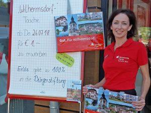 Neue Geschäftsstelle im Nahversorgungszentrum Wilhermsdorf eröffnet