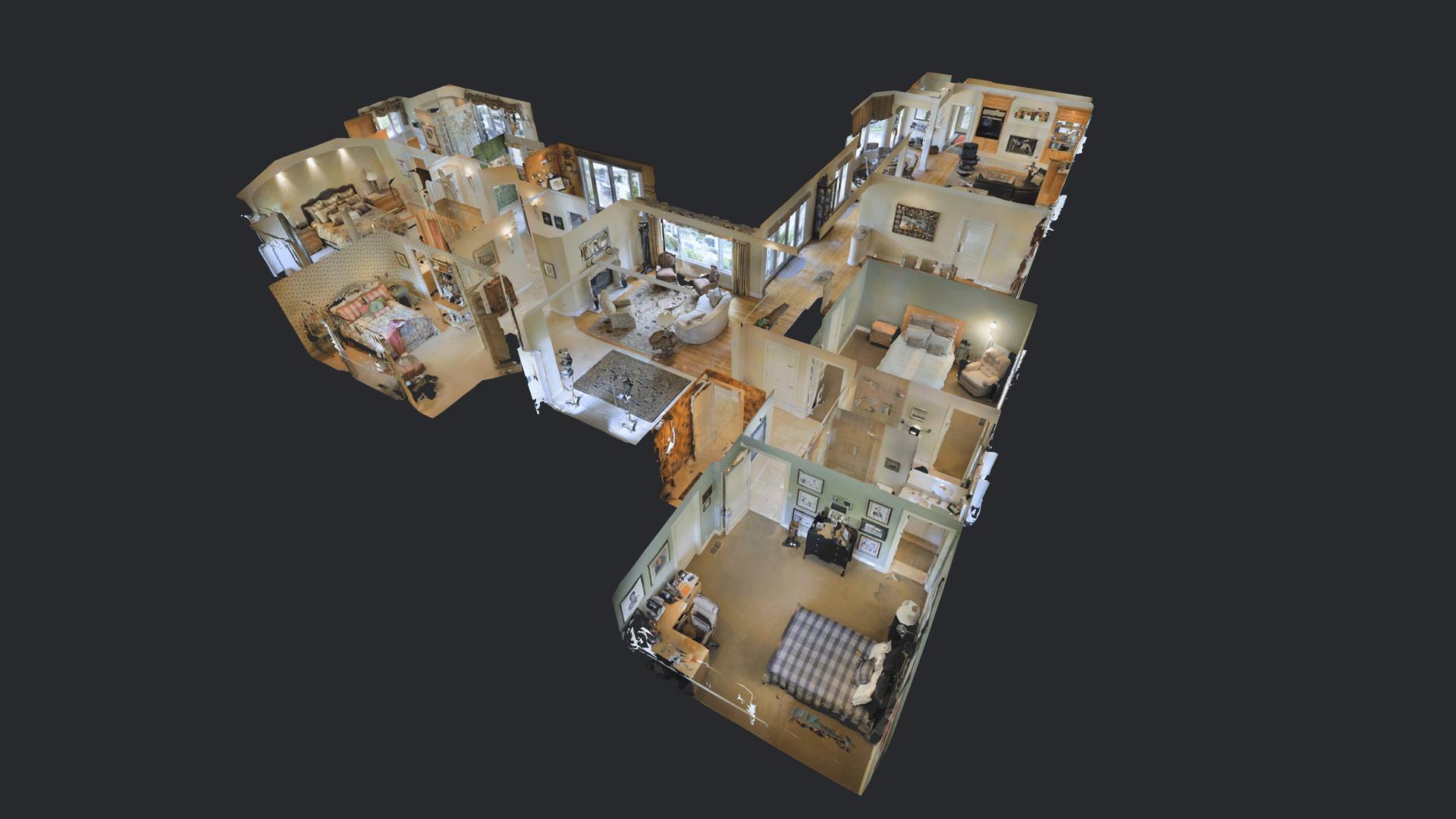 Seit August können Immobilien, die die Sparkasse Fürth vermarktet, in der 360°-Immobilien-Besichtigung am heimischen PC, auf dem Tablet-PC, auf dem Smartphone oder mit der Virtual Reality-Brille vorab erkundet werden.