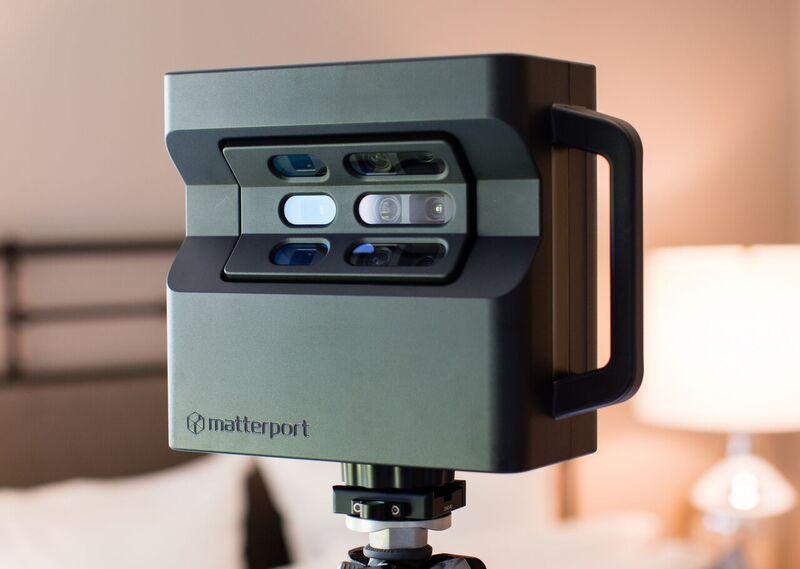 Matterport Pro2-3D-Kamera