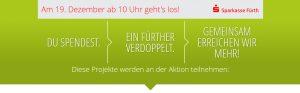 Ein Fürther verdoppelt: Gemeinsam schaffen wir 10.000 Euro!
