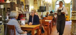 Die Restaurants und Cafés der Vorteils.Welt bieten für Kunden der Sparkasse Fürth exklusive Rabatte. Profitieren auch Sie von Geld-zurück-Vorteilen.