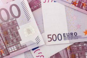 Der 500-Euro-Schein verabschiedet sich