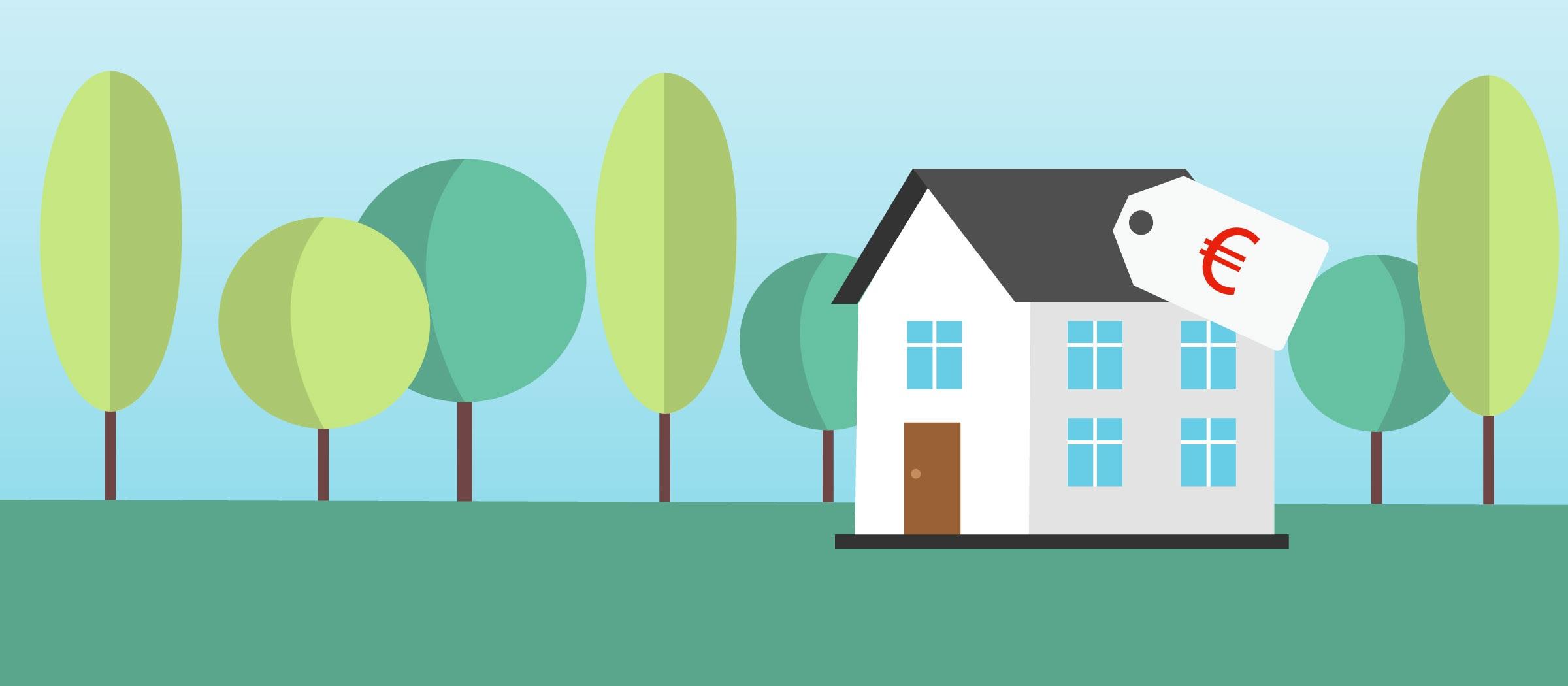 Mit unserem neuen S-ImmoPreisfinder können Sie als Kunde Sparkasse Fürth diesen ganz leicht und kostenlos einen Richtwert für Ihre Immobilie ermitteln.