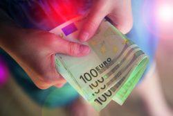 Konto Einzahlung